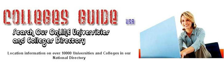 College and University source guide USA